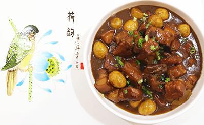 中餐-红烧肉