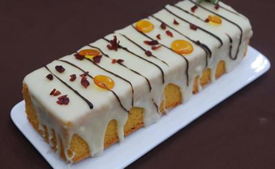 美味学院西点学员做的百脱蛋糕